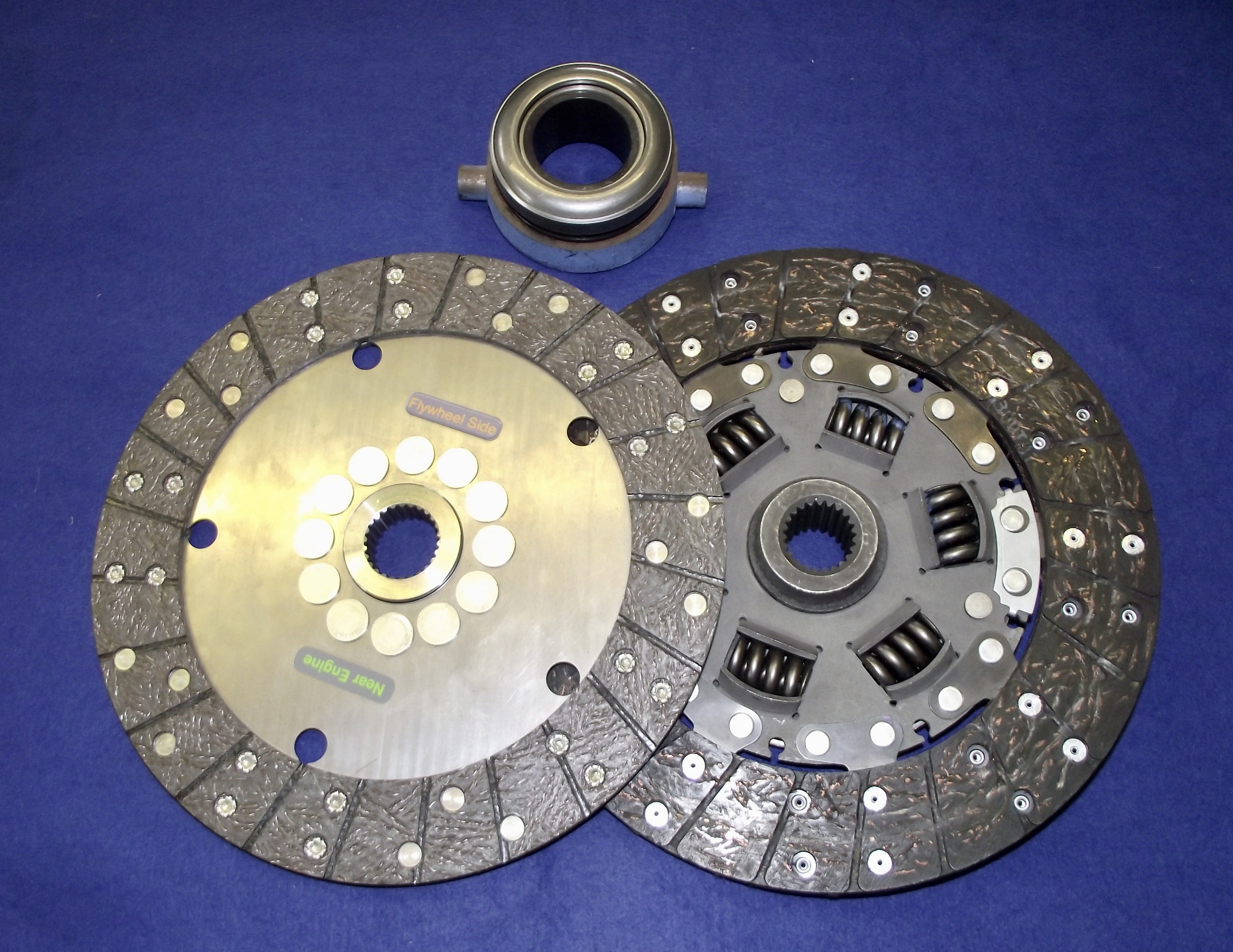 Billet Clutch - Click here to enlarge