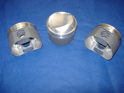 Piston Skirt Coating