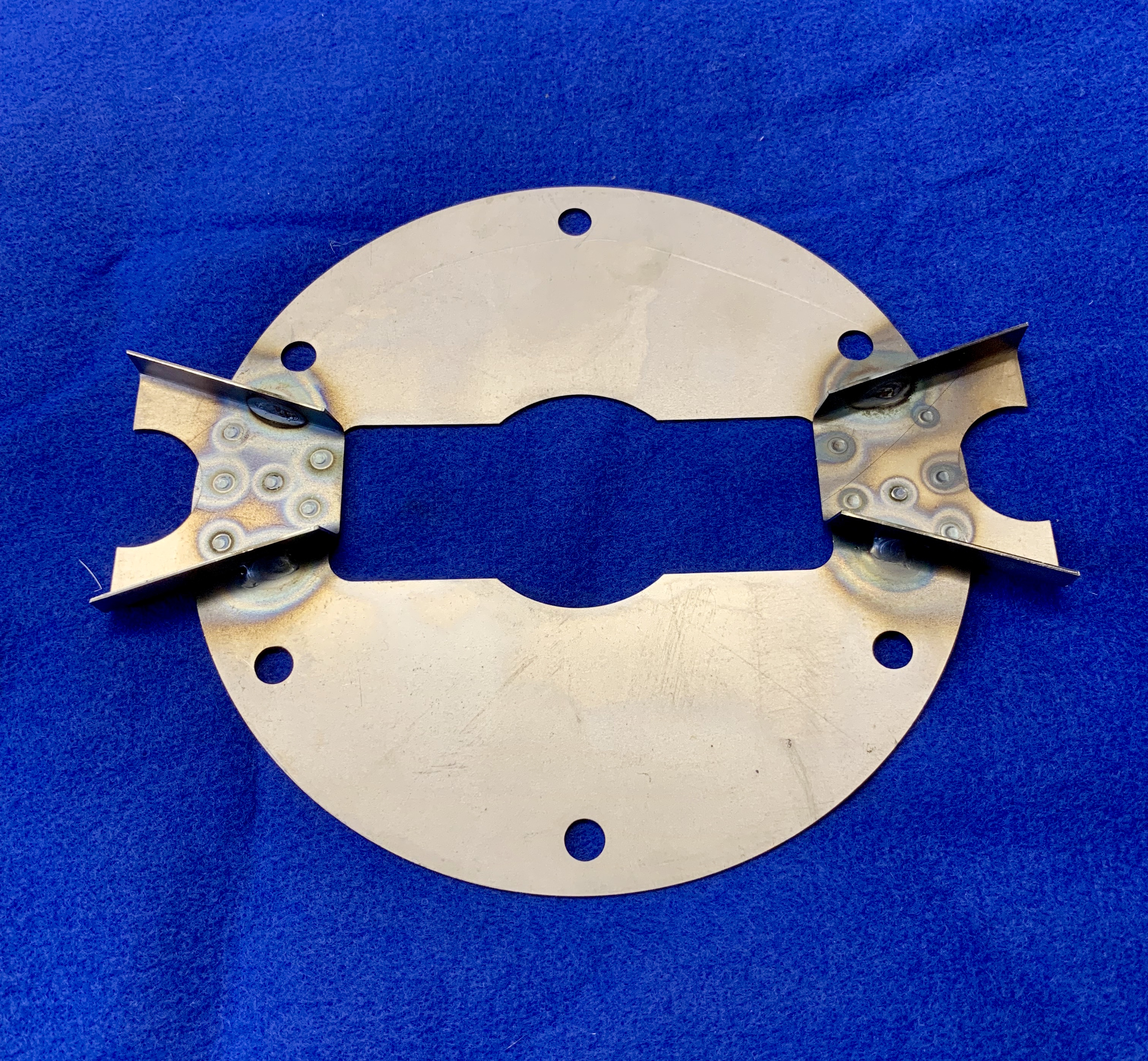 E-Type baffle add on - Click here to enlarge