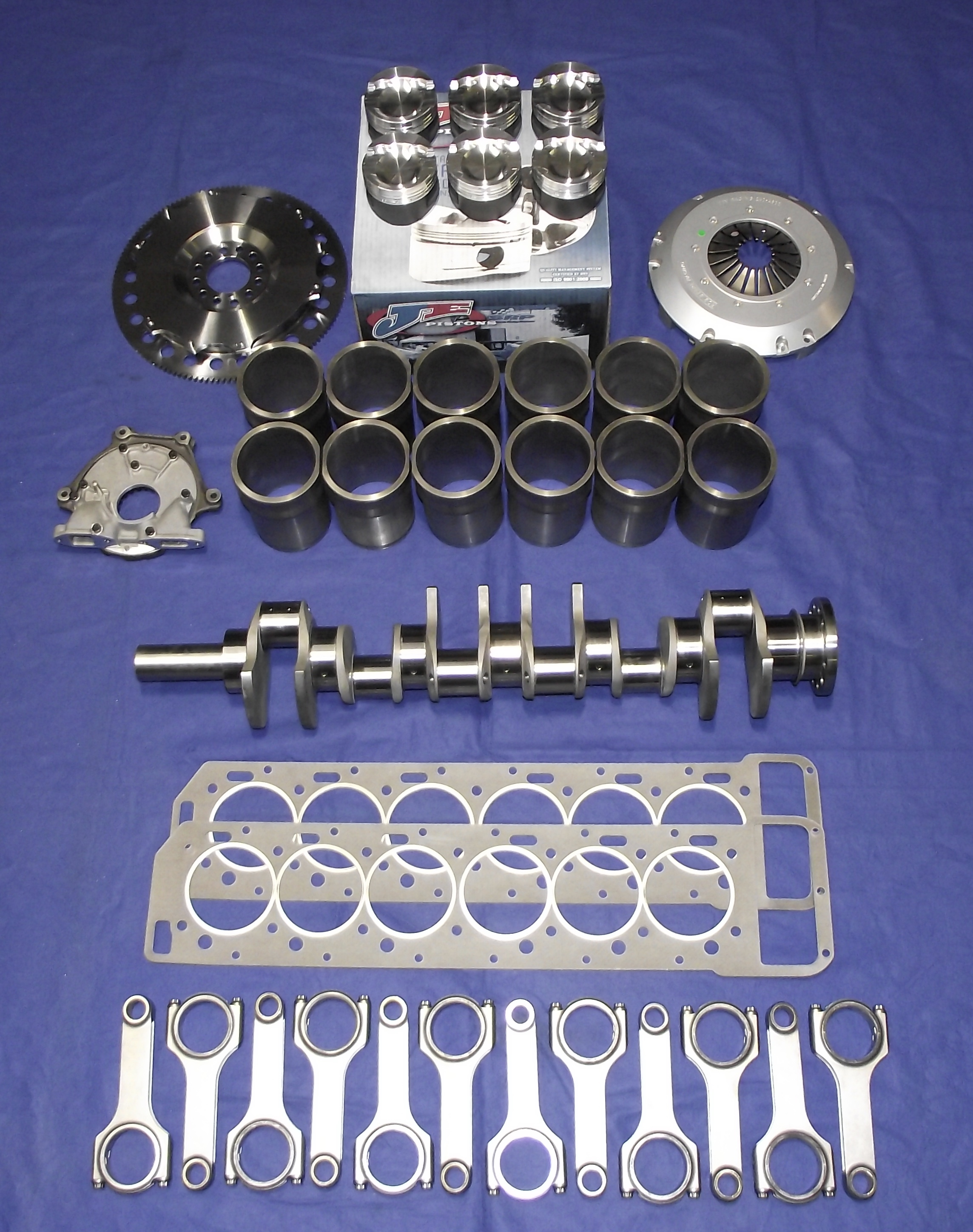 6 & 12 Cylinder Large Capacity Kits